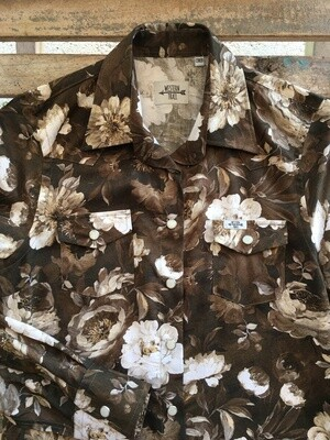 Camicia donna flower