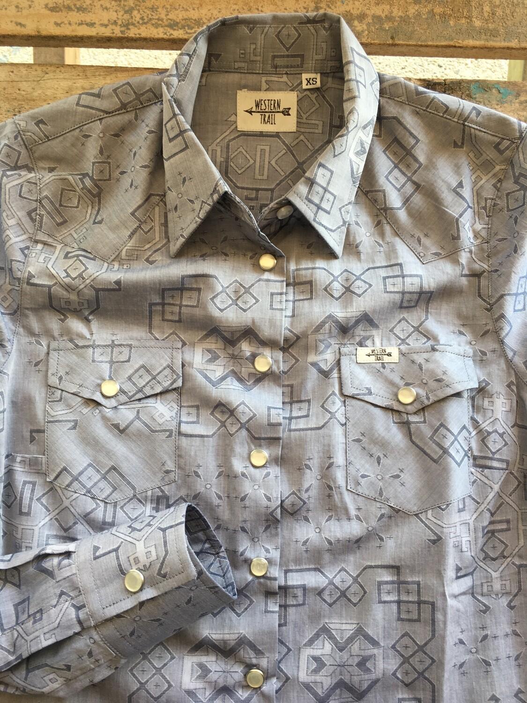 Camicia Aztec