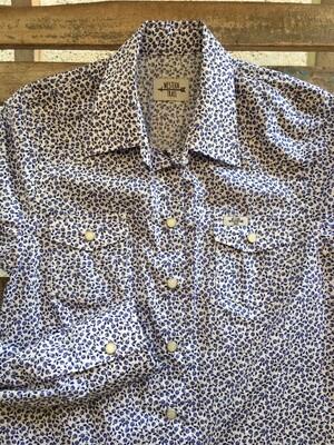 Camicia donna blueberry