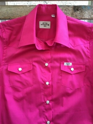 Camicia donna Pink