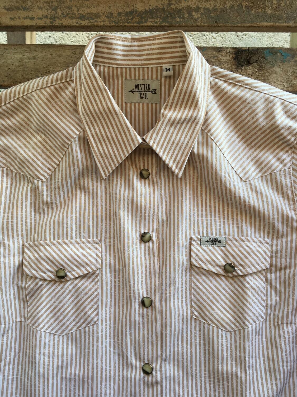 Camicia donna Stripes/fantasy