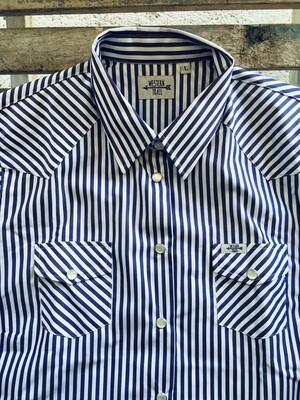 Camicia donna Stripes Purple