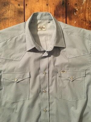 Camicia uomo-Mini Flowres