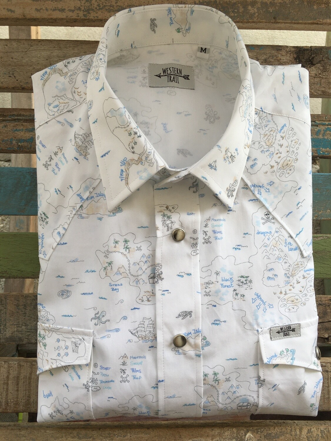 Camicia uomo-PIRATES