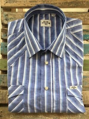 Camicia uomo-SKY STRIPES