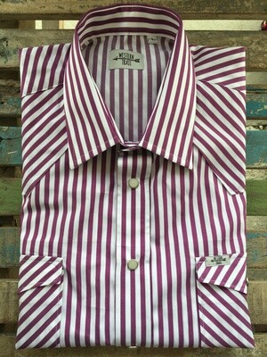 Camicia uomo-US STRIPES