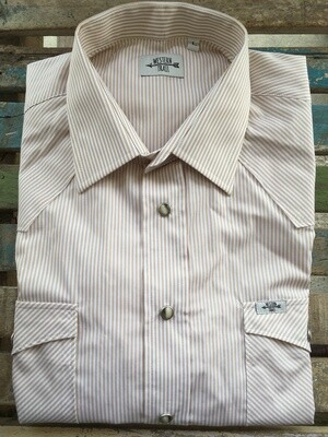 Camicia uomo-NUT STRIPES