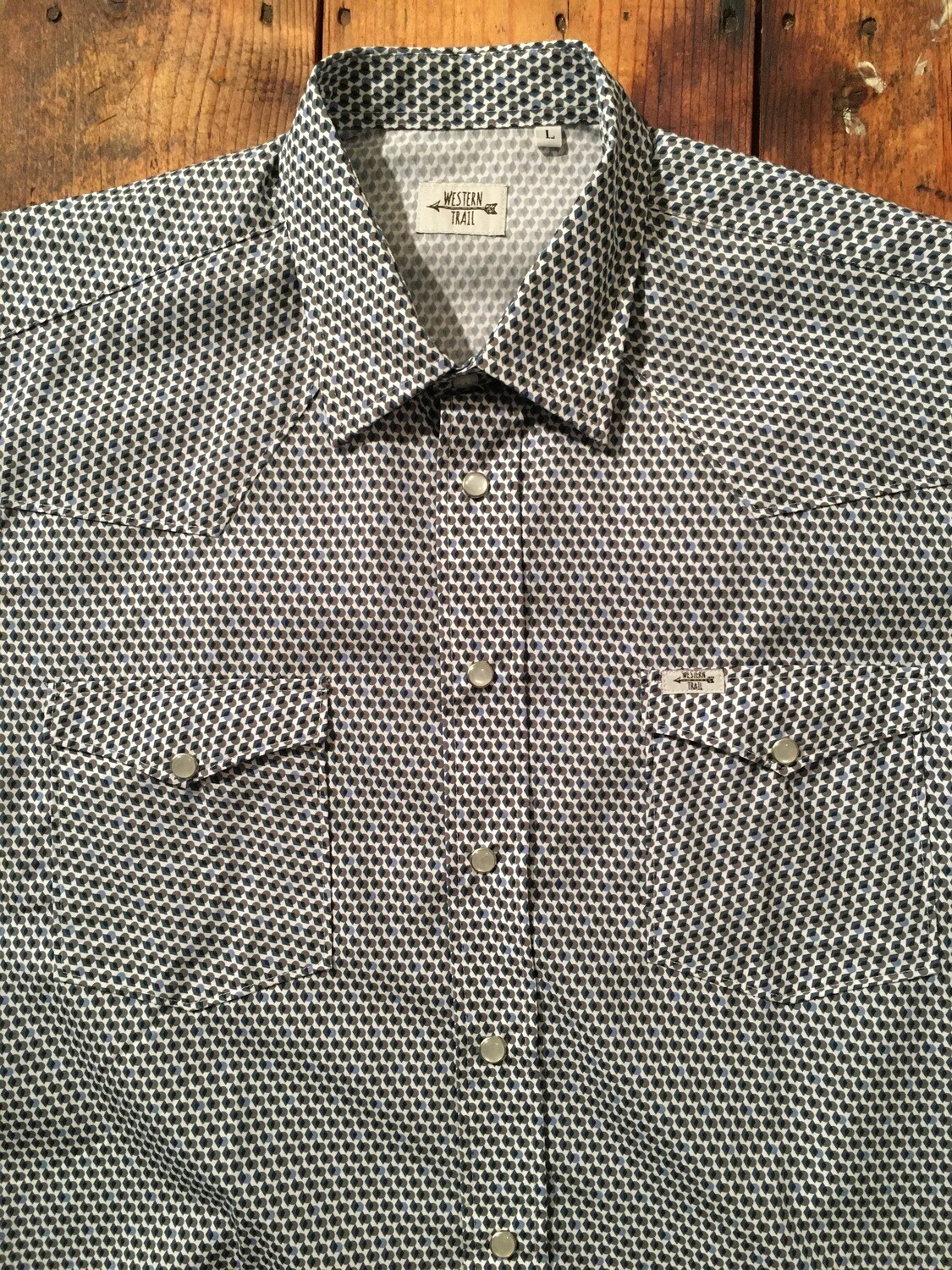 Camicia uomo-SQUERE POINT