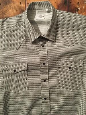 Camicia uomo-MINI SKULL