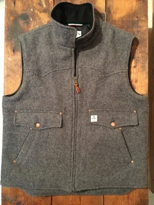 DROVER WOOL-rustic grey
