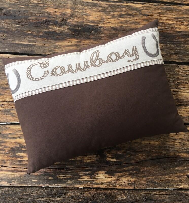 Pillow-Cowboy