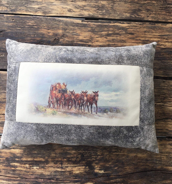 Pillow-Mule Trail