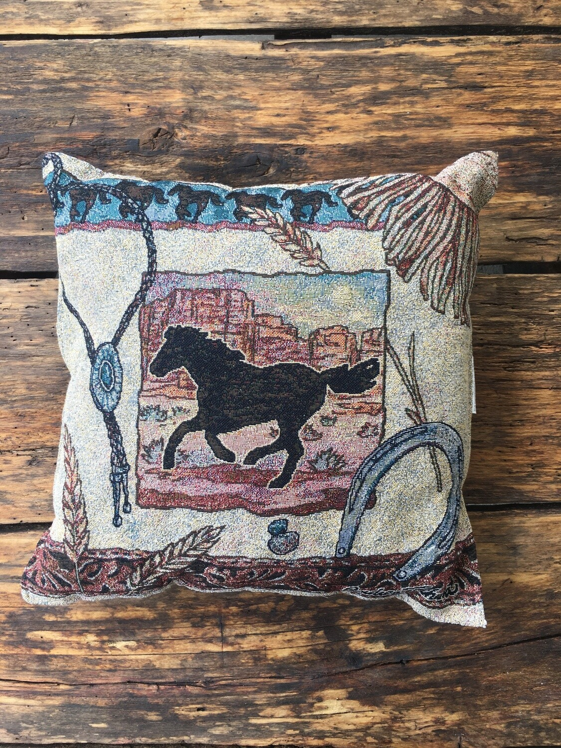 Pillow-horses Canyon