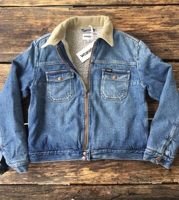 Carpenter sherpa jacket
