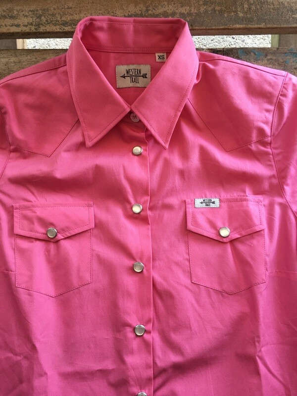 Camicia donna-Pinky