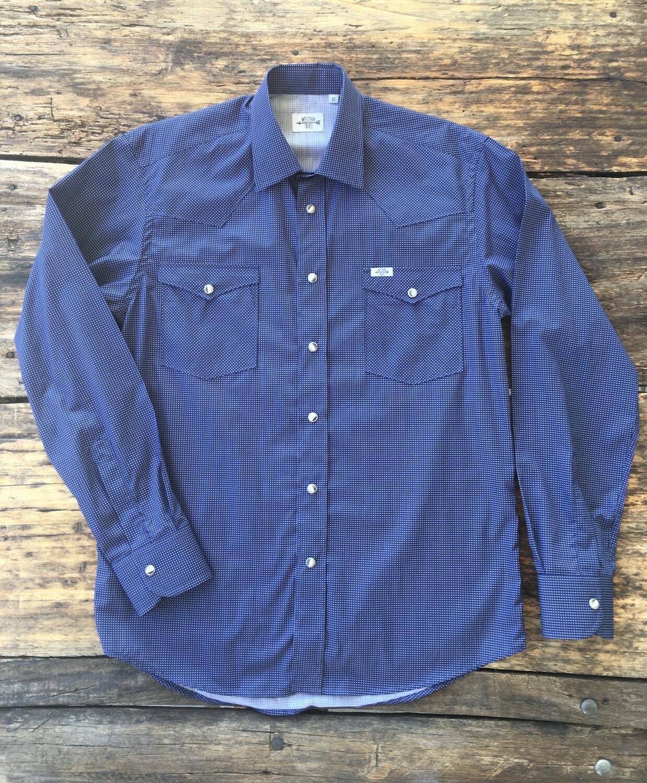 Camicia uomo-POINT BLUE