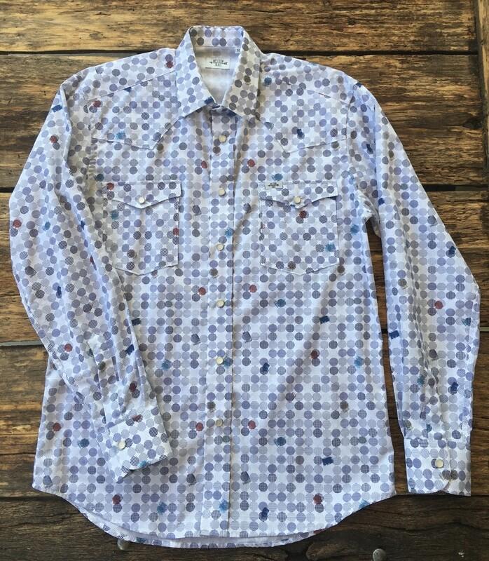 Camicia uomo-CIRCLE
