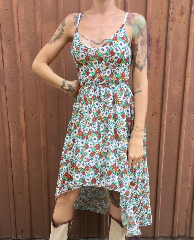 Fiesta Mint Dress