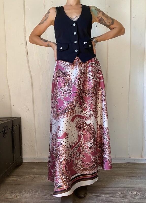 Skirt-Nashville Pink