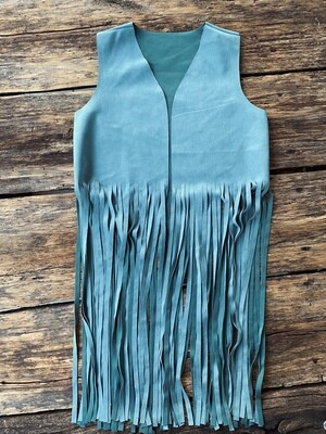 Vest-Sea Water Fringe