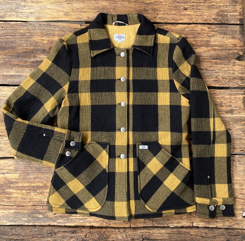 SUNDANCE Yellow Plaid