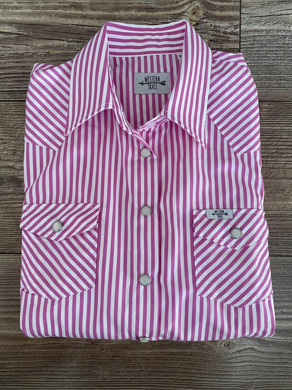 Pink White Stripes