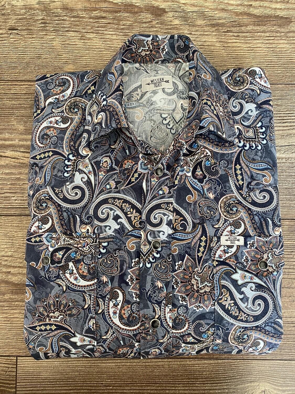 Camicia uomo-JACQUARD Unisex