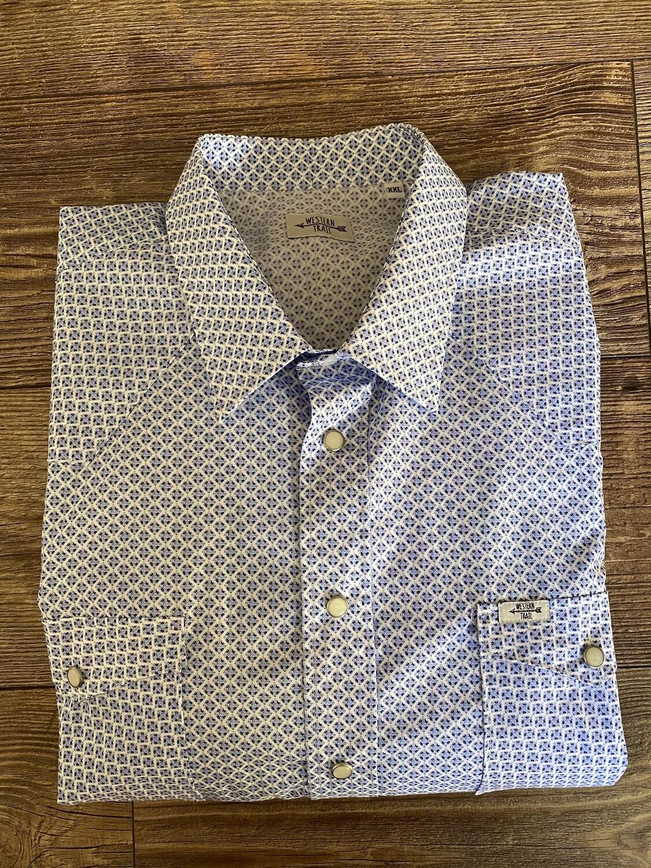 Camicia uomo-Square Sky