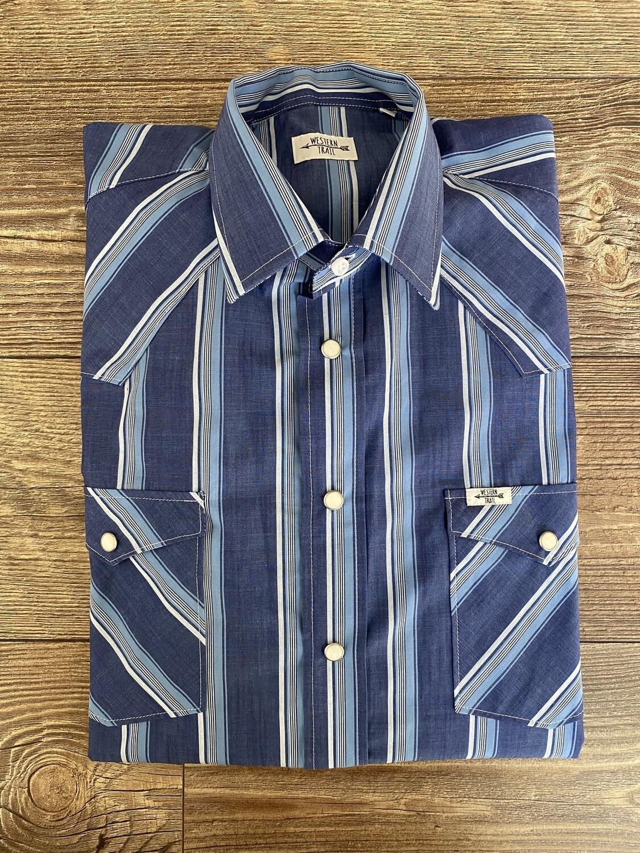 Camicia uomo-Sea Stripes
