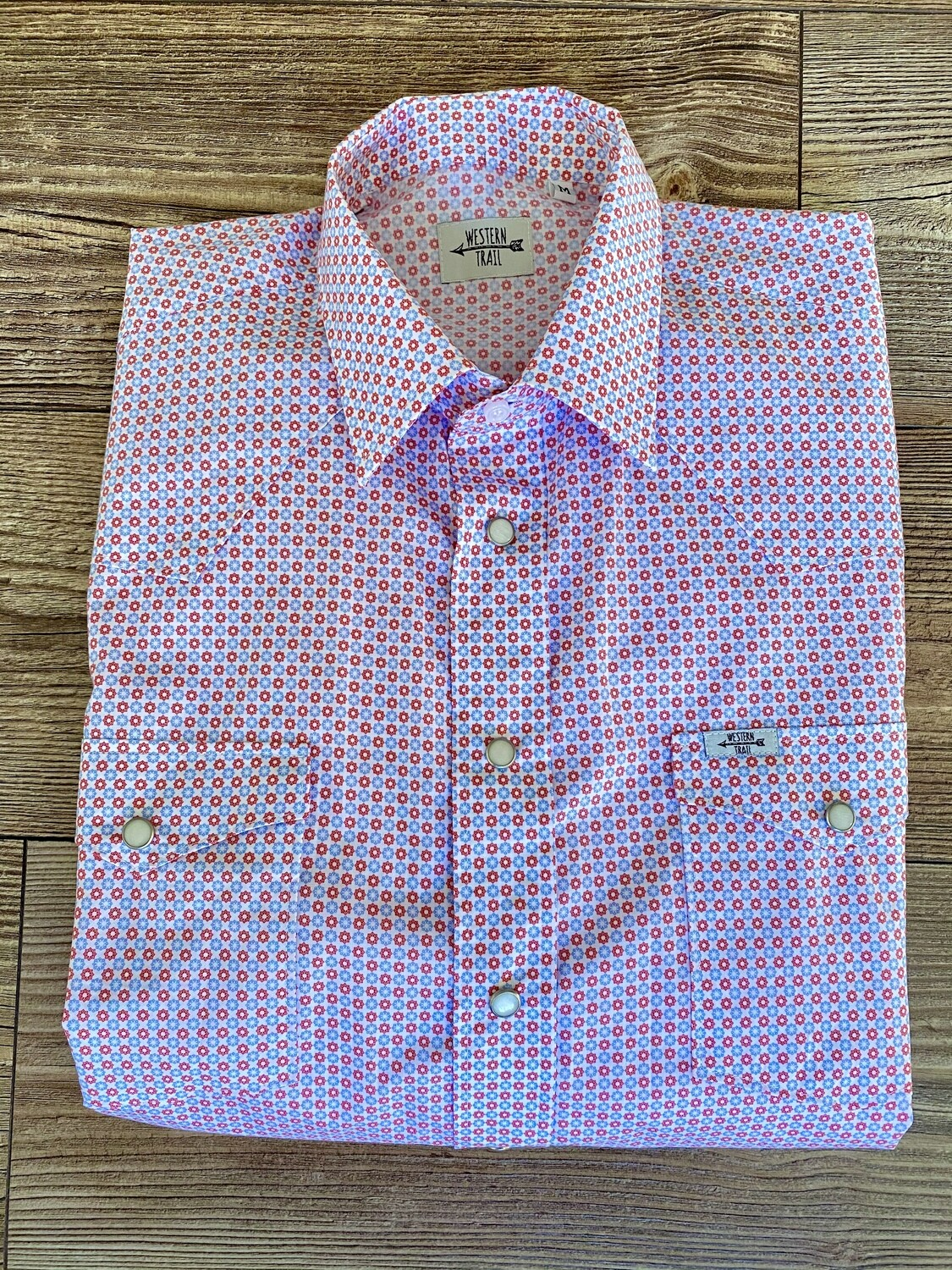 Camicia uomo Light Geometric
