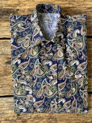 Camicia uomo-JACQUARD