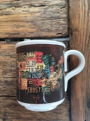 Mug USA all Allround