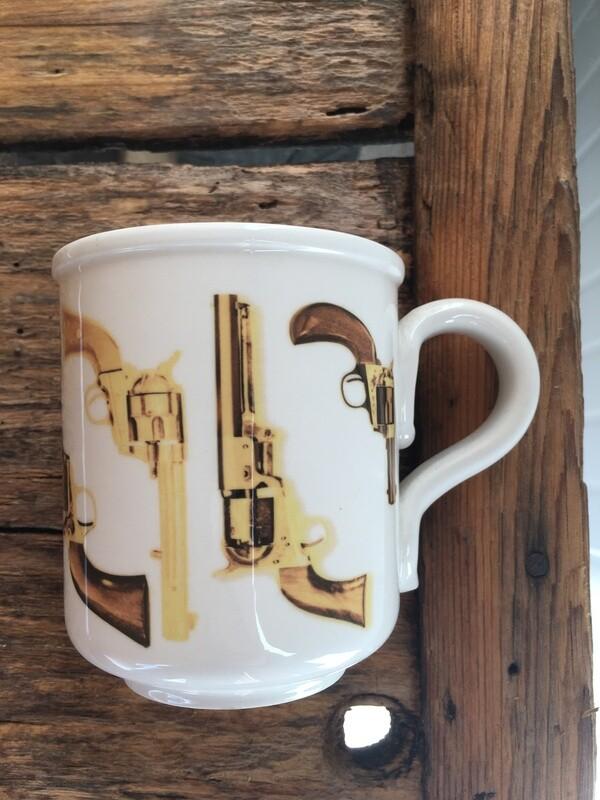 Mug GunGold