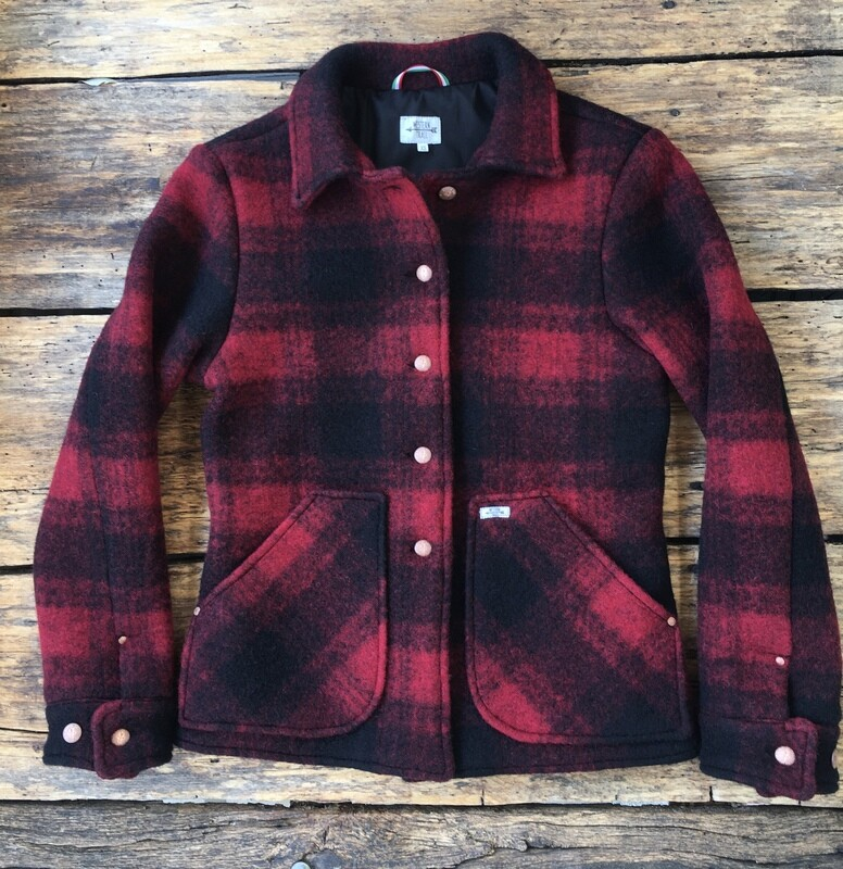SUNDANCE Red Plaid