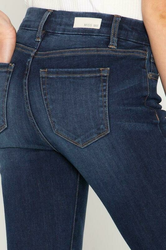 ALL DAY LONG BOOTCUT JEANS