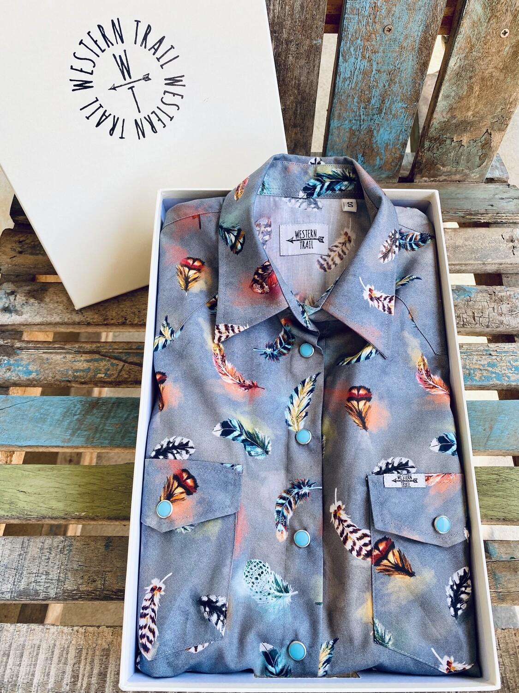 Camicia donna Superior Plume