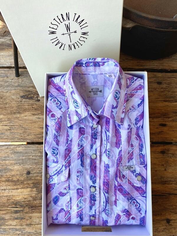 Camicia donna Superior Stripes