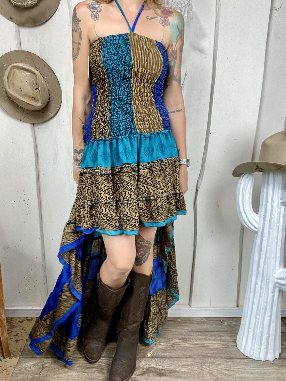 Abito in seta Dolly isola
