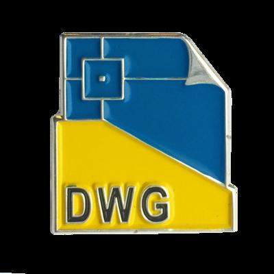 Значок DWG