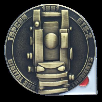 Значок Topcon GTS-2