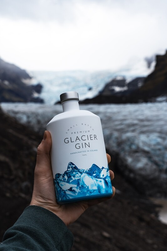 GLACIER GIN - LÉTTGIN