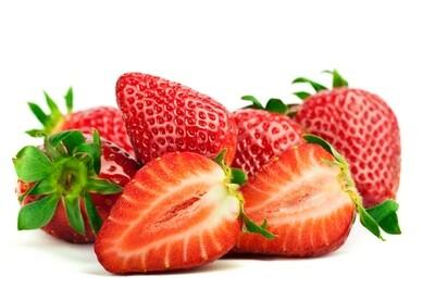 Strawberry bubble tea