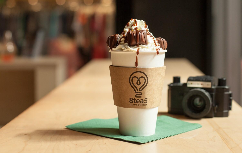 Choco Dream (with Kinder Bueno) [HOT]