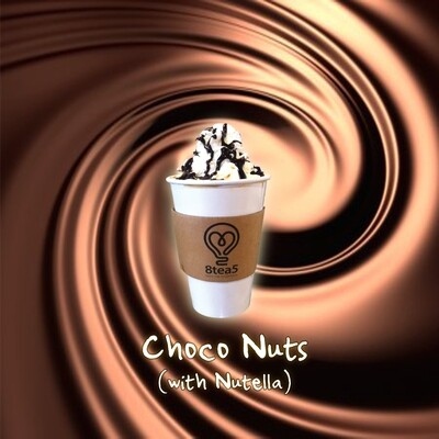 Choco Nuts (with Nutella) [HOT]