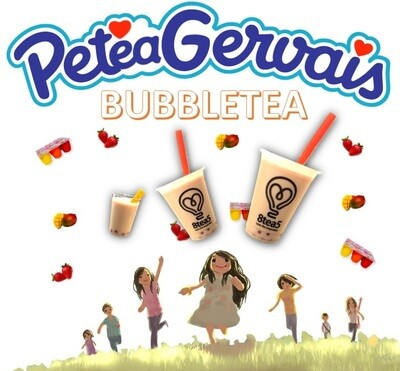 Petea Gervais Bubble Tea