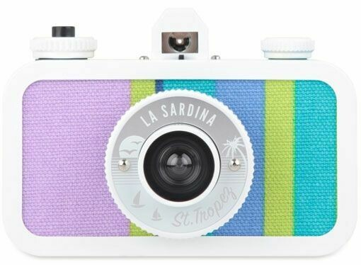 La Sardina Beach Edition with Stripes - The ultimate Deep Sea Gem