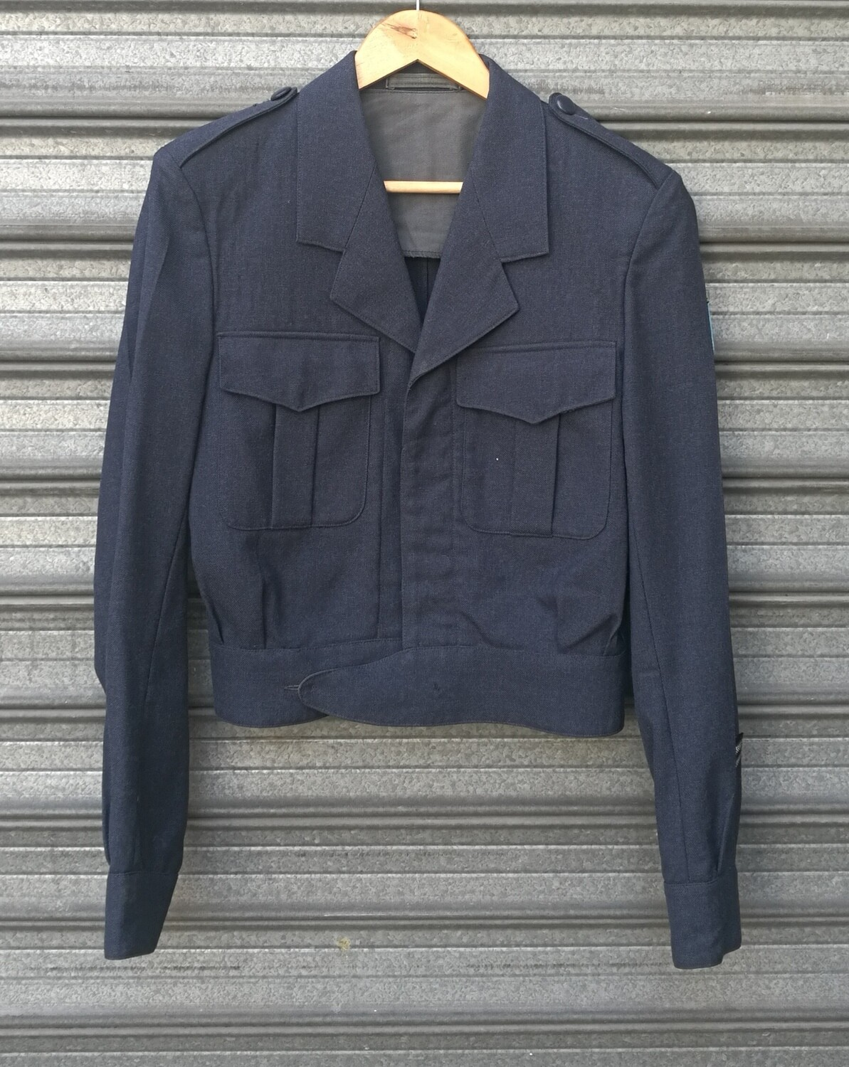 70's Army Short Jacket