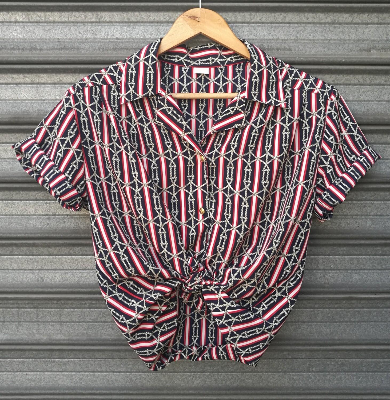 80's Sailor Rope Shirt