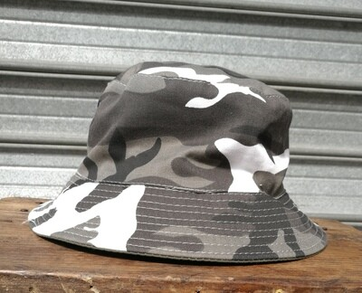 90's Camouflage Sun Hat