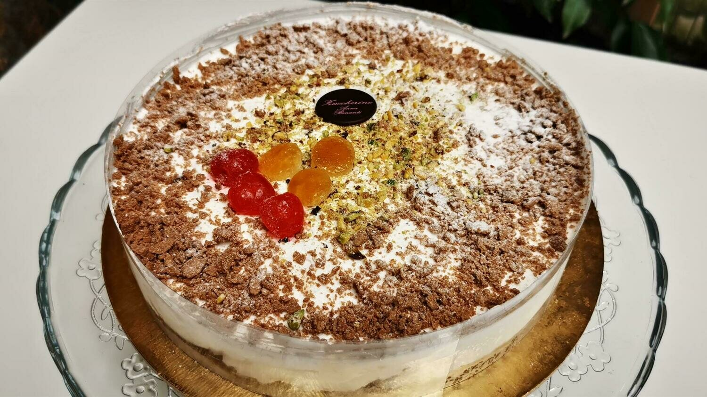 Torta Cannolo